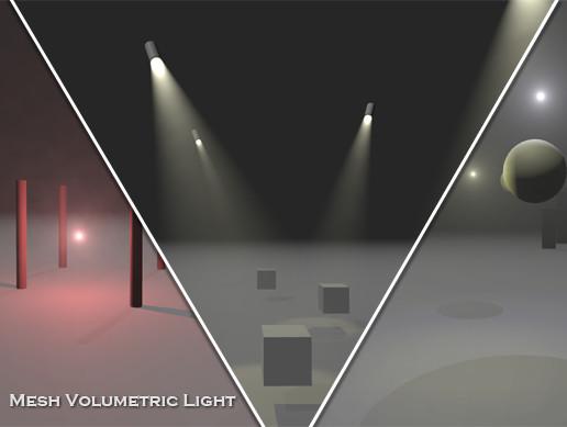 Mesh Volumetric Light