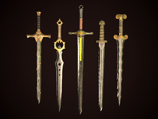 Medieval Swords Collection