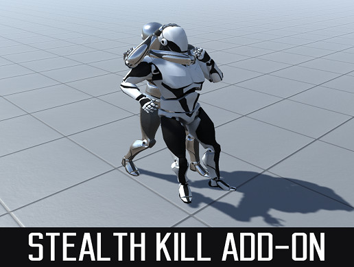 Invector Stealth Kill Add-on