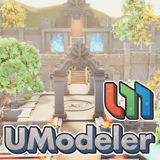 UModeler - Model your World