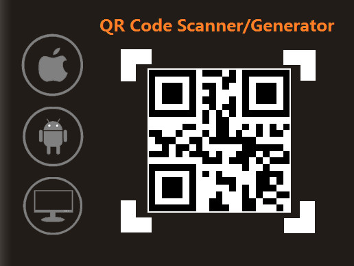 QR Code/Barcode Scanner and Generator--Cross Platform(Pro)