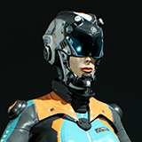 Sci-Fi Pilot - Ashley