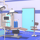 Low Poly Hospital 2.0