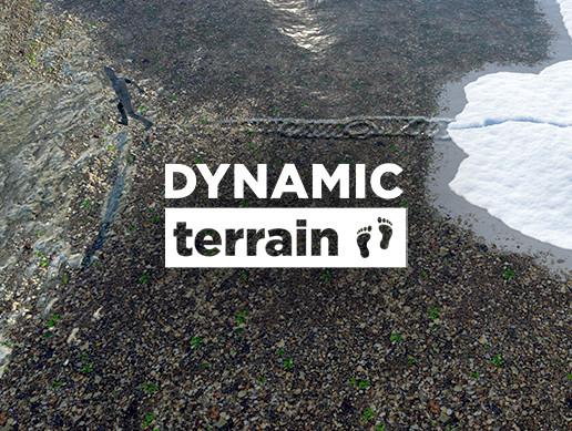 Dynamic Terrain