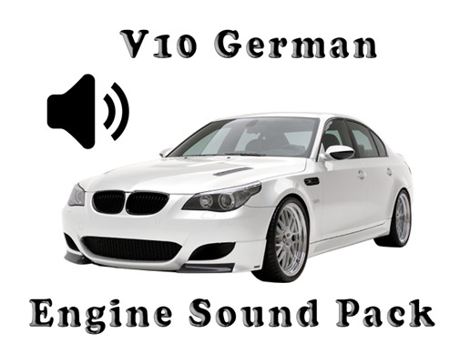 V10 German - Engine Sound Pack