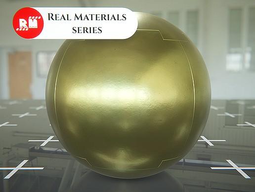 Brass Matte