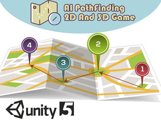 EASY AI PATHFINDING ENGINE 2D AND 3D GAME - Asset Store