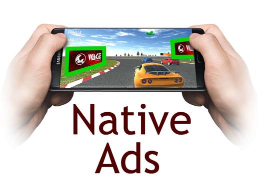 Native Ads by Adinmo