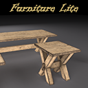 CorcraProps Furniture Lite