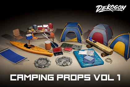 Camping and Outdoor Adventure VOL.1