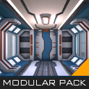Sci-Fi Styled Modular Pack