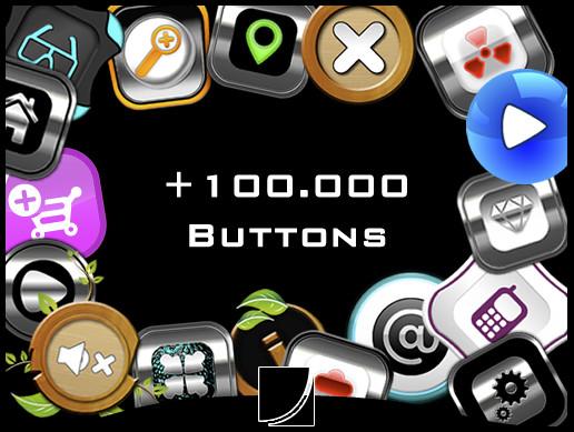 QS Mega Buttons (+100.000)