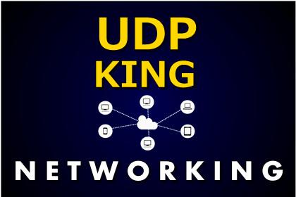 UDP KING