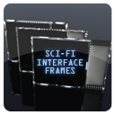 Sci-fi Interface Frames