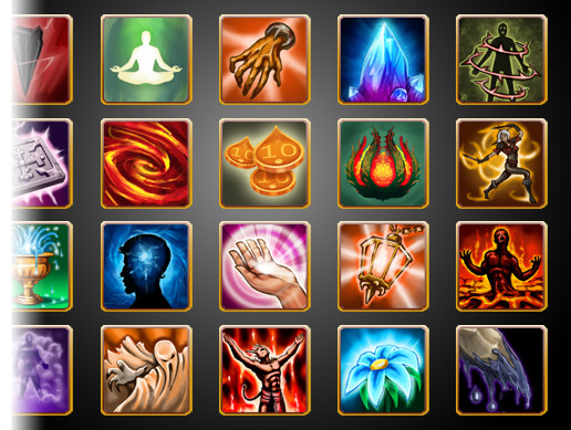 Spells&Effects Icons Pack Vol.5