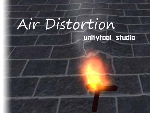 Air Distortion - Asset Store
