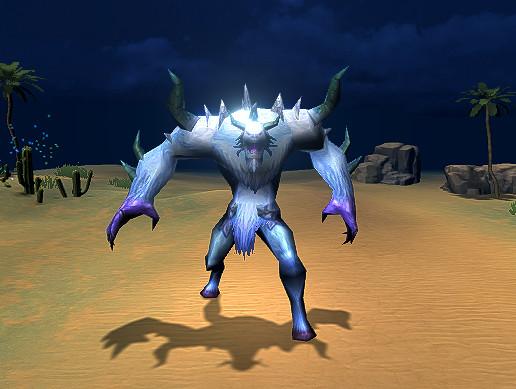 Snow Monster Fighter