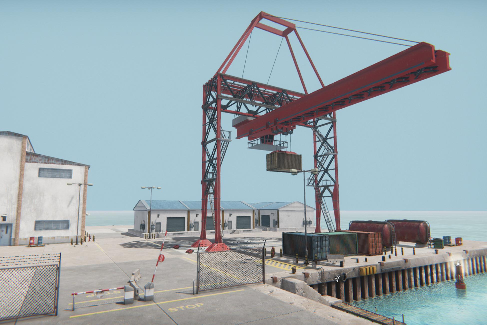 Module Based Harbor Creator