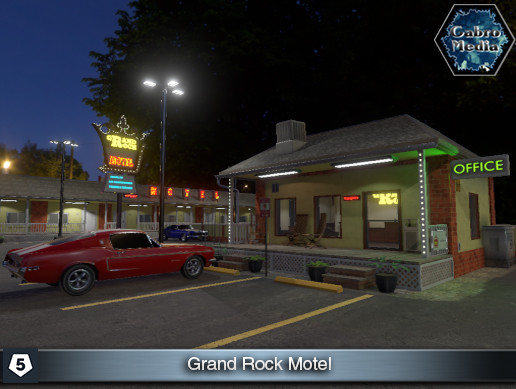 Grand Rock Motel