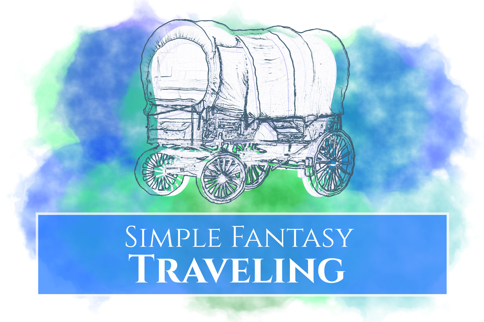 Simple Fantasy Traveling Music Pack