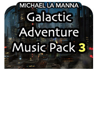 Galactic Adventure Music Pack 3