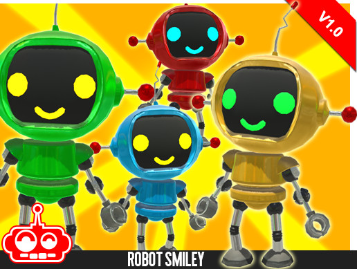 Robot Smiley V1.0