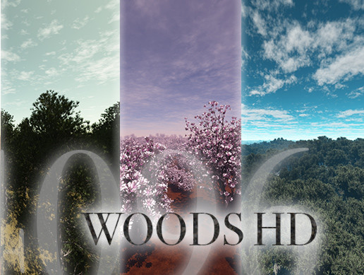 Woods HD Skybox Pack