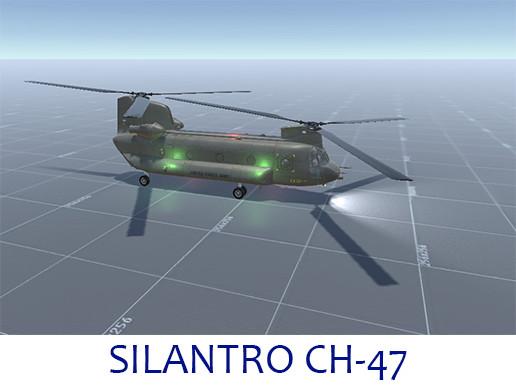 Silantro CH-47 Chinook