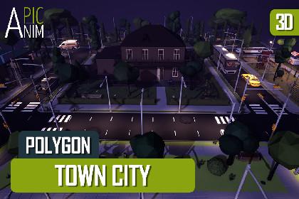 Polygon - Town City Modular