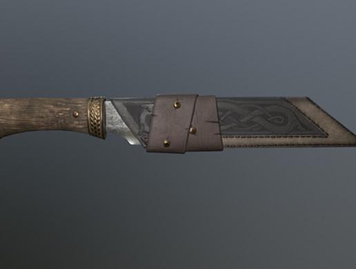 Seax Knife