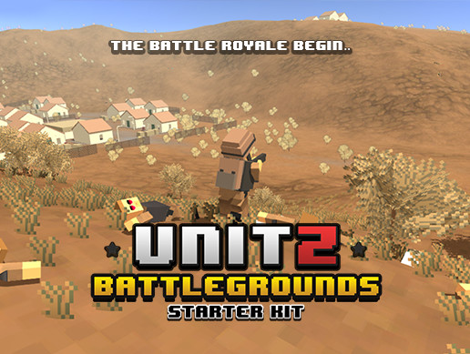 UnitZ Battlegrounds - Asset Store