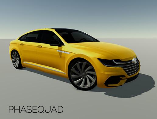 #014 Game Car