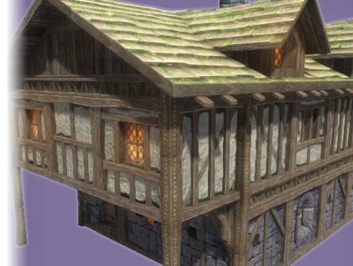 RPG Medieval Houses