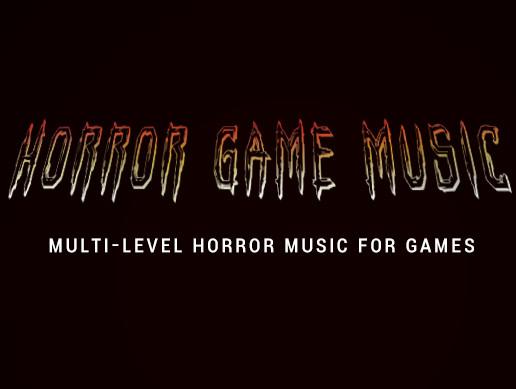 Horror Game Multi-Level Music Pack