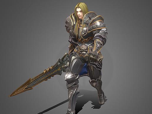 Hero&&Boss_Swordsman