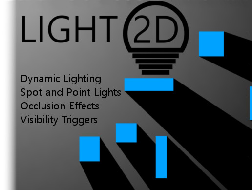 Light2D: Dynamic Lighting and Shadows