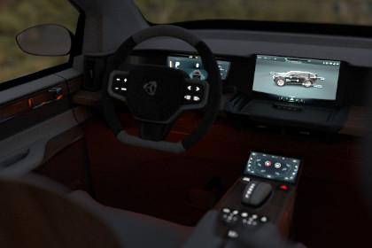 Automotive HMI Template