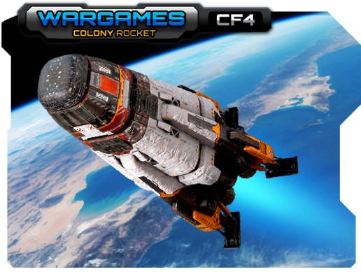 Colony Rocket CF4