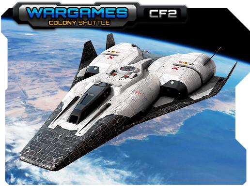 Colony Shuttle CF2