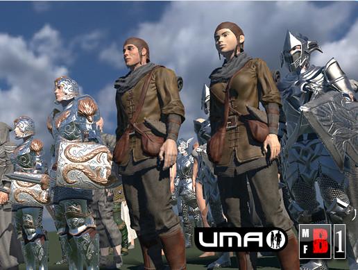 UMA RPG Starter Pack