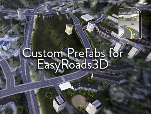 Custom prefabs for Easy Road v3