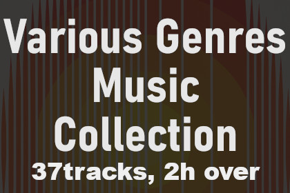 Various Genres Music Collection