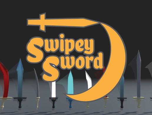 Swipey Sword with Auto Motion Smear (Low Poly)