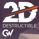 Destructible 2D