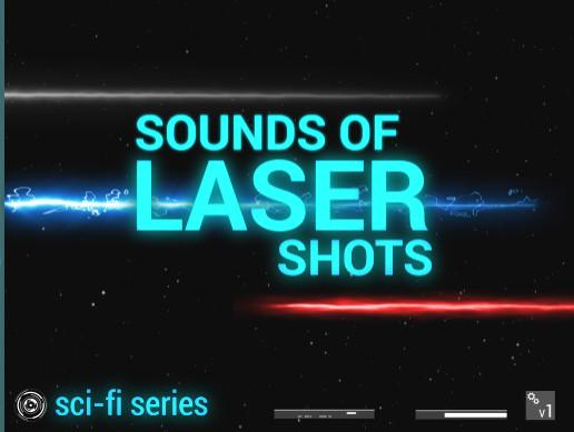 Laser Shot Sci-Fi pack_v1
