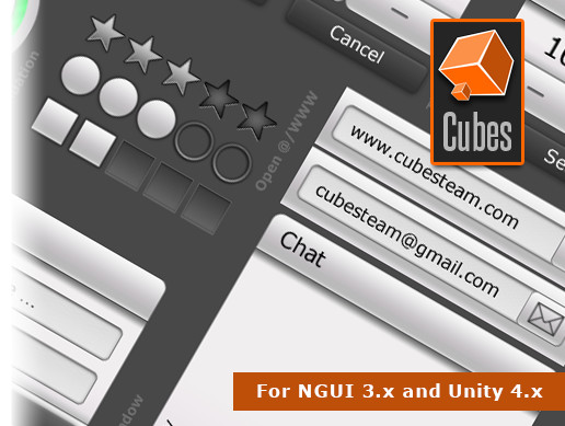 NGUI3.x Widgets Collection vol. 1