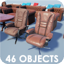 PBR Furniture Pack