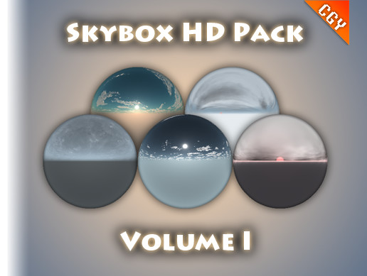 Skybox HD Pack Vol.1