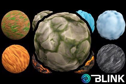 FREE Stylized Textures - RPG Environment