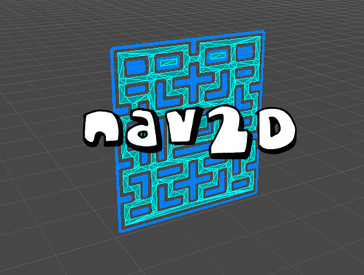 Navigation2D (Pathfinding for 2D Games)